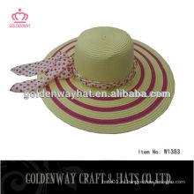 Широкие красные шляпы дешевые пляжные шляпы