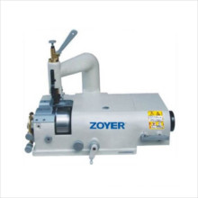 ZY801 Zoyer Leather Skiving Machine with Circular Knife Industrial Sewing Machine