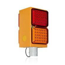 aviso âmbar solar semáforo de nevoeiro