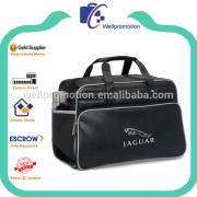 Hot selling china supplier pu sports duffel travel bag