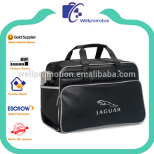 Hot selling china supplier pu sports duffel travel bag