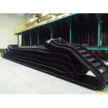 """XE-SC+2 Sidewall Corrugated Rubber Conveyor Belt"
