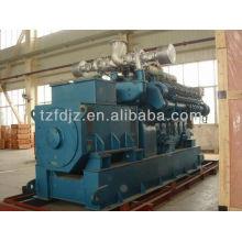 Generador marino de 1250kva Weichai CW12V200ZD