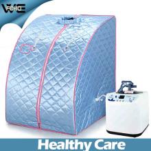 Plegable que adelgaza la sauna portátil llena del vapor del Detox del cuerpo