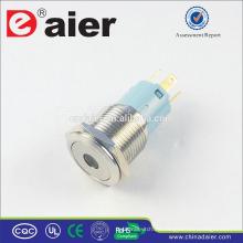 Daier LAS3-16F-11D Dot beleuchteter Metalldruckschalter