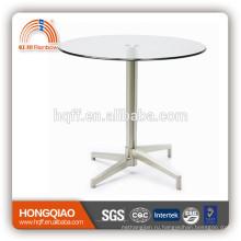 Т-У5 стеклянные конструкции стали журнальный столик