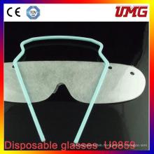 Professional Dental Disposable Glasses U8859/ Dental Supply/ Dental Instrument