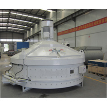 MP500 Pneumatischer Planetenbetonmischer