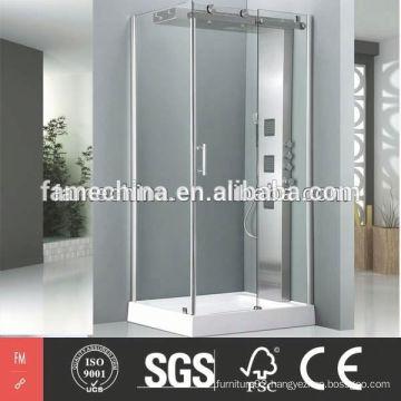 2014 Commercial diamond shape shower door