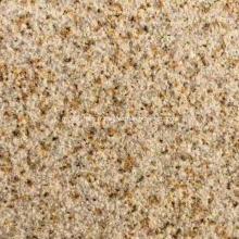 Pierre de rouille jaune couleur naturelle pierre de granit