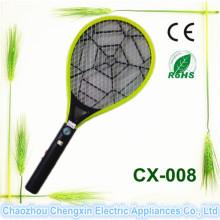 Insecte Zapper électrique rechargeable de raquette de tueur de moustique de prise chaude de vente