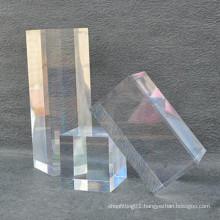 3 Piece Square Acrylic Cube Set
