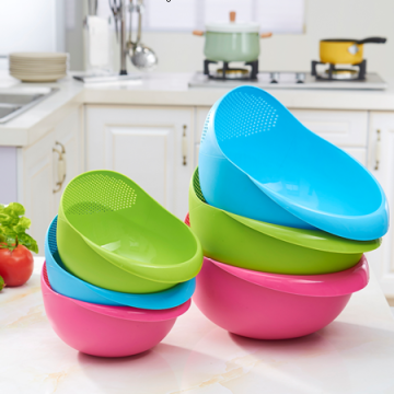 Small Size Colorful Kitchen Use Basket