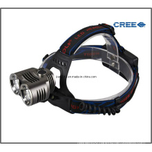 Rechargeable High Power 2*CREE T6 LED Headlight