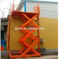 Hydraulischer anhebender Plattform-China-Baugerüst-Scherenhebebühne