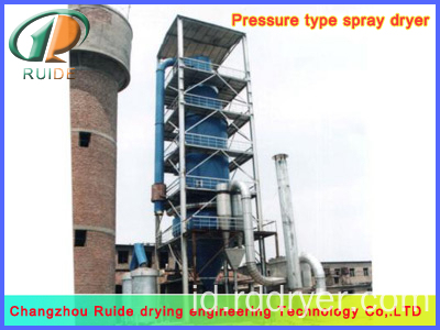 Polivinil alkohol spray drying tower
