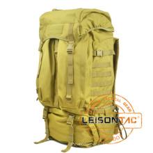 Военная сумка с металлической рамкой