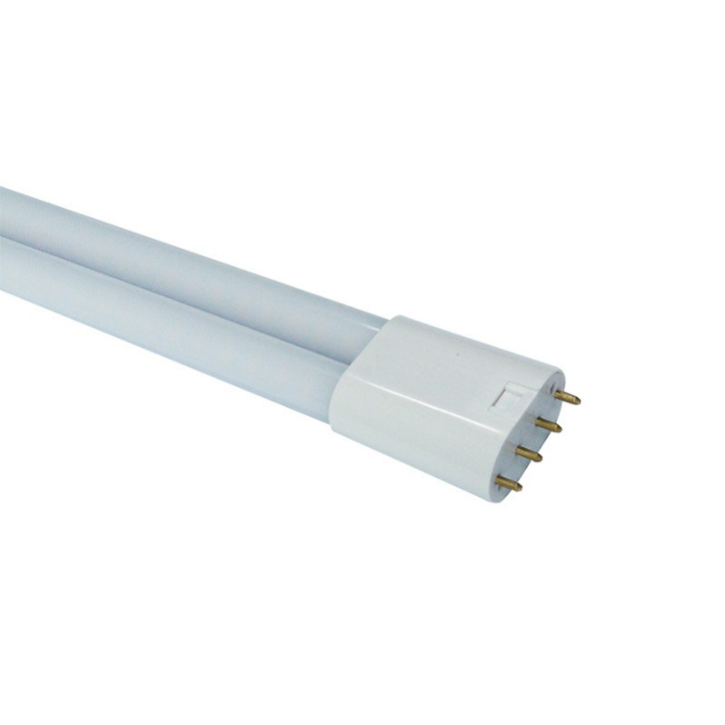 Tube de 105LM / W CRI> 80 15W 320MM 2G11 LED