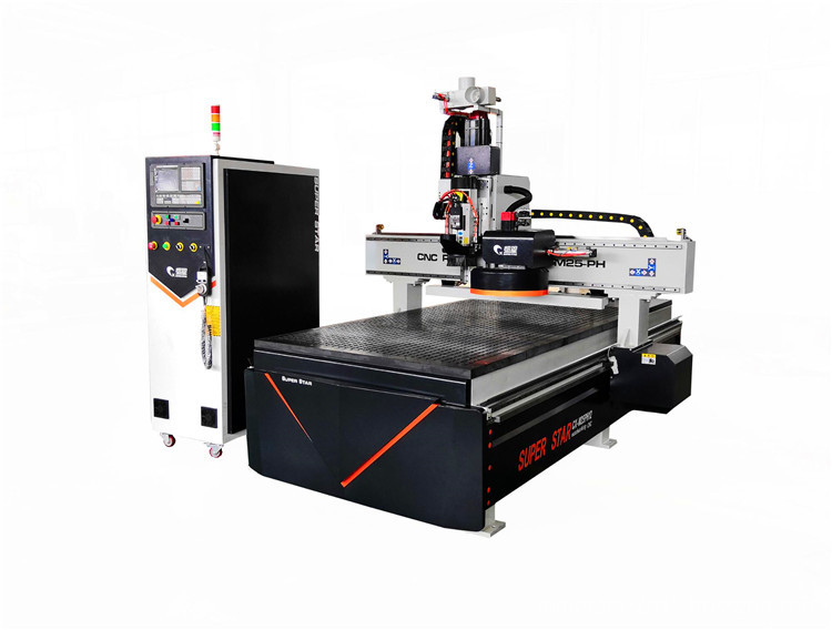 Cnc Router Machine Woodworking With 9kw Hqd 01