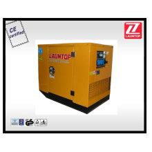 Silencioso gêmeo cilindro gerador de gasolina (EPA, CE aprovado)