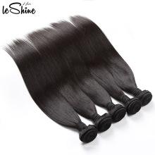 Como começar a vender cabelo virgem brasileiro, 8a mink cabelo brasileiro real, por atacado não processado virgin brasileira extensão do cabelo