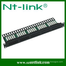 UTP cat3 telephone 50 Port Patch Panel