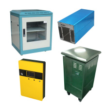 ISO factory customized stainless steel sheet metal fabrication electrical cabinet