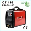3-IN-1 40A Plasma Cutter 160 Amp TIG MMA CUT Stick Arc Welder Cutter CT416
