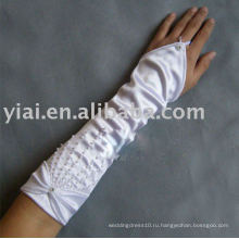 Высокое качество Бриал перчатки очень матч с свадебное платье AN2122
