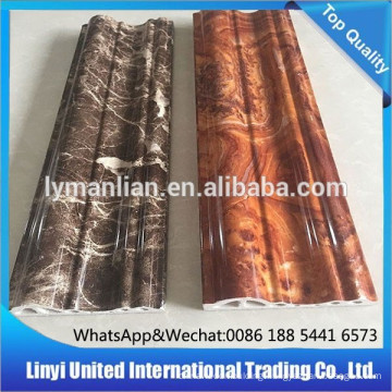 moth-proof pvc artificial marble mouldings