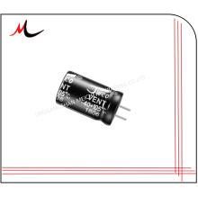 470uf 63V Capacitores radiais através do tipo de orifício
