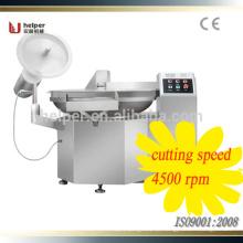 Maquinaria auxiliar cortador de tigela cortador de vegetais Chopper