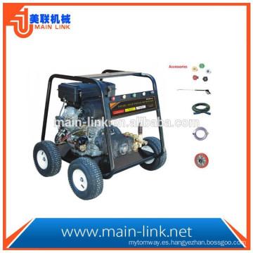 Máquina china de la limpieza del motor de coche