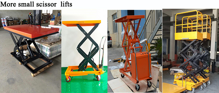 Small Scissor Lifts