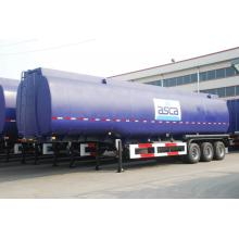Customized for China Liquid Tank Semi-Trailer,Oil Tank Trailer,Water Tank Trailer Manufacturer 60KL CARBON STEEL FUEL TANK SEMI-TRAILER export to Antigua and Barbuda Suppliers