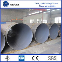 High Standard epoxy powder coating steel pipe With The Best Price