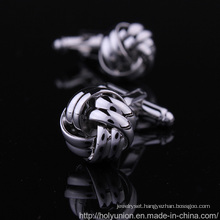 VAGULA Silver Man Shirt Cufflinks (L28315)