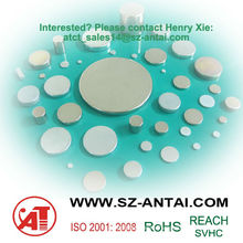 neodymium magnet disc shaped
