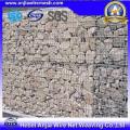 Caja de Gabion de Piedra Hexagonal Pesada Galvanizada en caliente