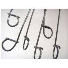 Fio de aço inoxidável duplo Loops com preço baixo