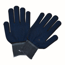 PVC Dotted Gloves Points Cotton Hand Protective Gloves