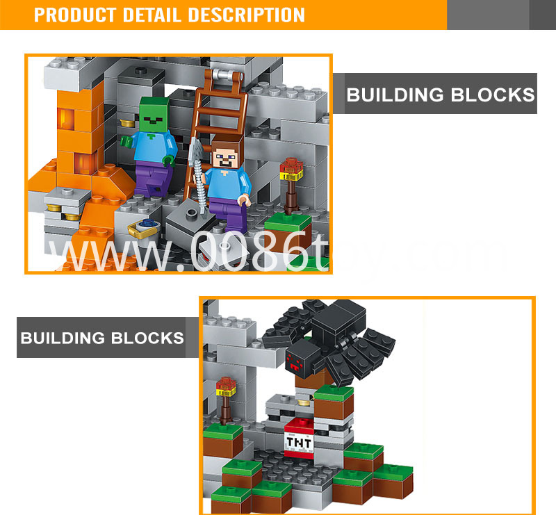 intelligent building bricks
