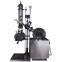 20L Large Capacity Industrial Automatic Lifting Rotary Evaporator(RE-5220A)