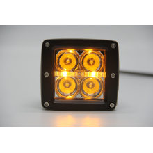 3000lm with Spot Flood Combo Beam, 20W 6000K Color Temperature LED Driving Light
