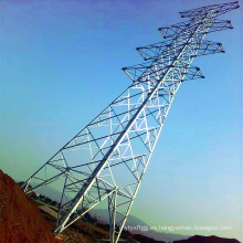 110 Kv doble circuito lineal Latticetower
