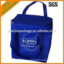 Eco friendly não tecido cooler almoço saco