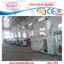 High Quality HDPE Pipe Production Line