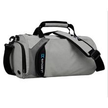 Large Capacity Travel Bag Waterproof Sport Gym Travel Duffel Bag with Shoe Compartment Travel Duffel Bag