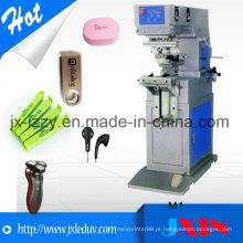 Impressora de almofada pneumática de cor única para impressão direta