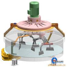 2014 nueva condición pequeña CMP250 hormigonera planetaria, precio del mezclador de hormigón en China